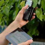 a handheld device that can scan plants
